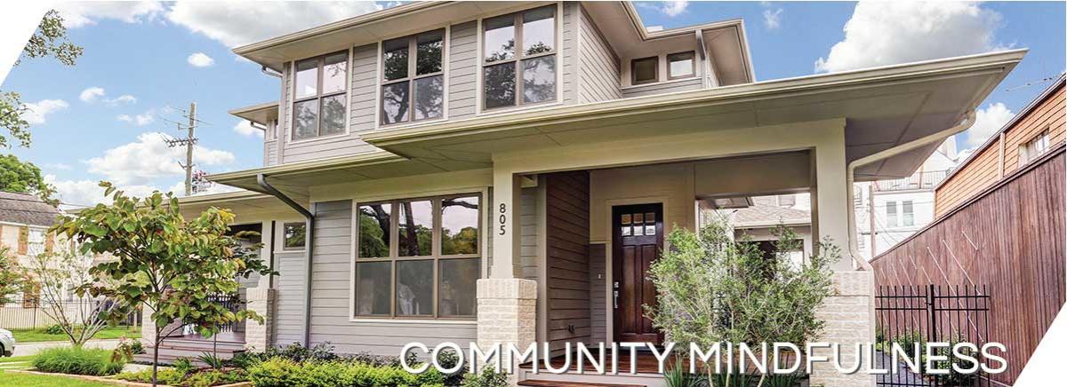 Sanctuary Builders, Community Mindfulness