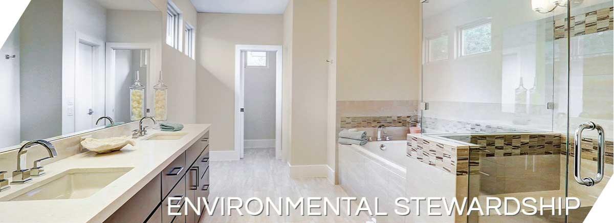 Sanctuary Builders, Environmental Stewardship